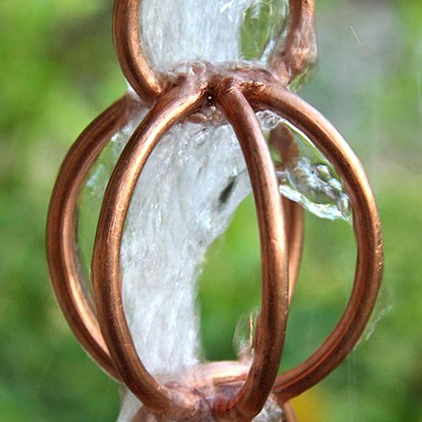 Rain Chains Gallery